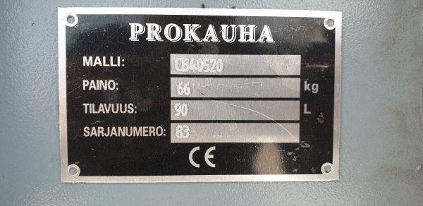S40 Huulikuokka 520mm